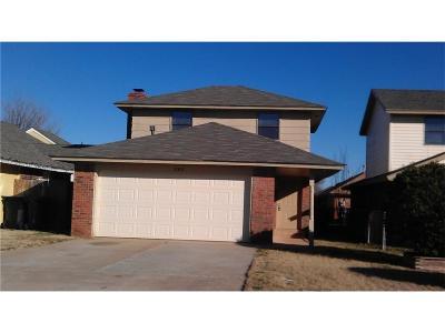 Moore Rental For Rent: 2312 Cedar Brook Drive