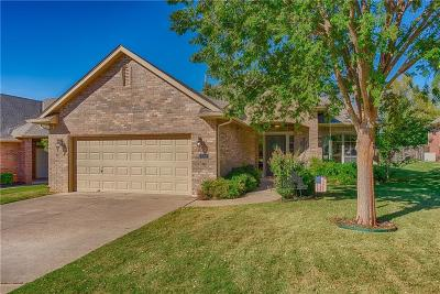 Edmond Single Family Home For Sale: 825 Prairie Dunes Way