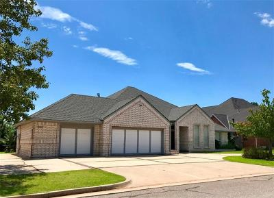 Oklahoma City Single Family Home For Sale: 6624 NW 112th Street