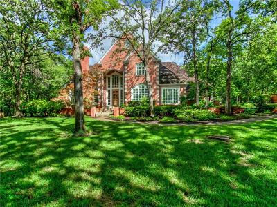 Edmond Single Family Home For Sale: 3411 Oakdale Forest Road