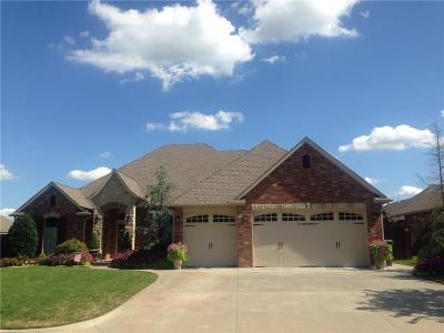Choctaw OK Single Family Home For Sale: $258,000