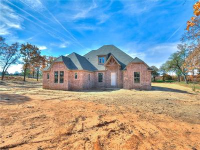 Choctaw OK Single Family Home For Sale: $365,000