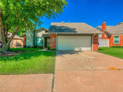 Norman Single Family Home For Sale: 208 NE 23rd Avenue