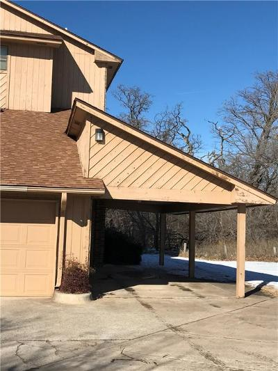 Oklahoma City Condo/Townhouse For Sale: 1000 Thousand Oaks Drive #147