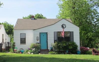 Oklahoma City Single Family Home For Sale: 2252 NW 37th Street