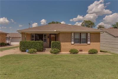 Oklahoma City Single Family Home For Sale: 3325 NW 27th Street