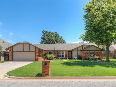 Oklahoma City Single Family Home For Sale: 6904 Admiralty Way
