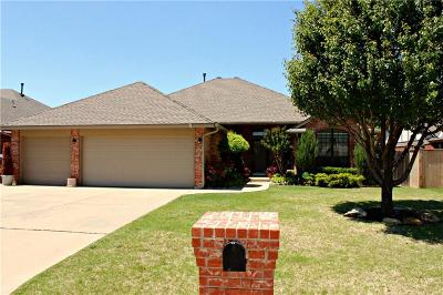 Oklahoma City Single Family Home For Sale: 10009 Rockwell Terrace