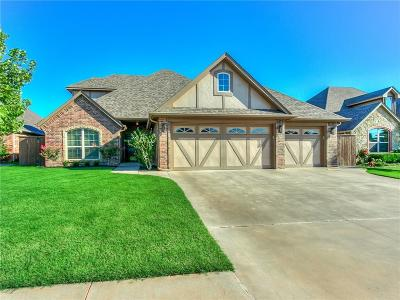 Edmond Single Family Home For Sale: 16020 Evan Shaw Court