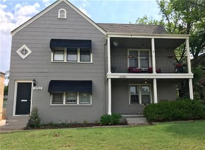 Oklahoma City Multi Family Home For Sale: 3720 N Shartel