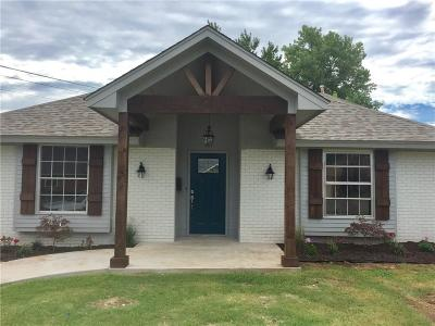 Oklahoma City Single Family Home For Sale: 5320 N Drexel Boulevard