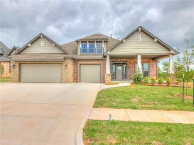 Norman Single Family Home For Sale: 709 Legacy Avenue