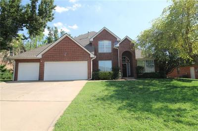 Oklahoma City Single Family Home For Sale: 6208 Woodcreek Court