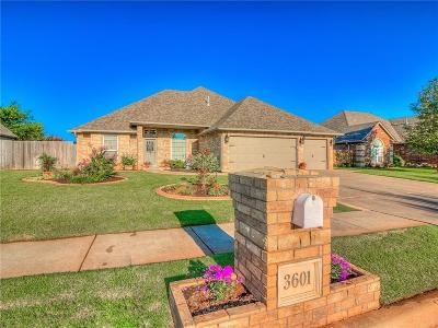 Yukon Single Family Home For Sale: 3601 Sage Brush Place