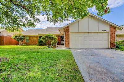 Norman Single Family Home For Sale: 4708 Ranchwood Terrace