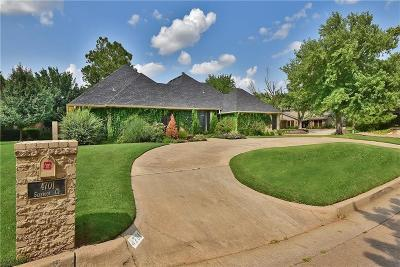 Oklahoma City Single Family Home For Sale: 4701 Seabrook Court