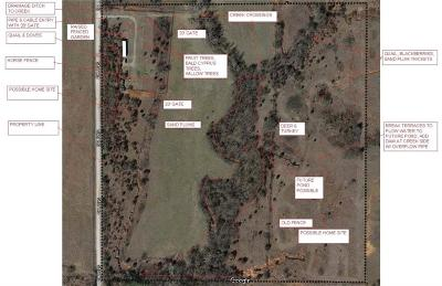 Blanchard Residential Lots & Land For Sale: 2327 County Street 2960