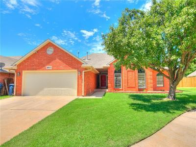 Edmond Single Family Home For Sale: 18513 Chestnut Oak Drive
