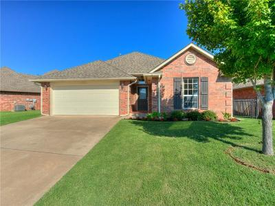 Edmond Single Family Home For Sale: 15721 Traditions Boulevard