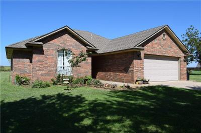 Tuttle Single Family Home For Sale