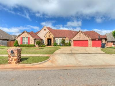 Edmond Single Family Home For Sale: 15217 Wilford Way