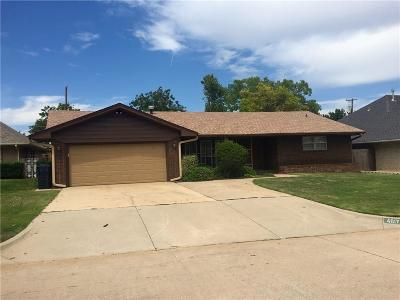 Oklahoma City Single Family Home For Sale: 4617 NW 35th Street