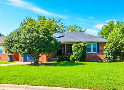 Oklahoma City Single Family Home For Sale: 3125 NW 65th Street