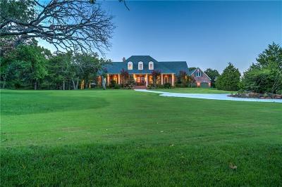 Edmond Single Family Home For Sale: 10351 Stone Gate Drive