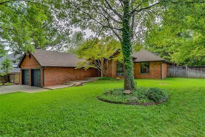 Norman Single Family Home For Sale: 604 Shadow Creek Court