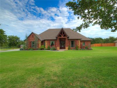 Choctaw Single Family Home For Sale: 3812 Newburg Drive