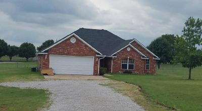 Blanchard Single Family Home For Sale