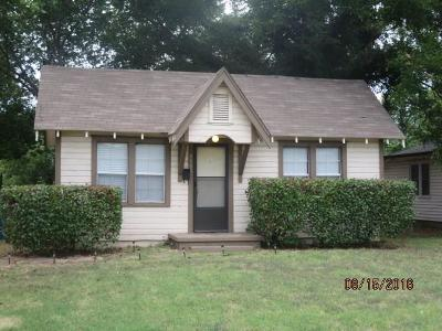 Edmond Single Family Home For Sale: 1111 N Boulevard