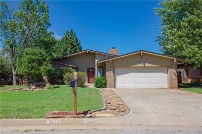 Oklahoma City Single Family Home For Sale: 7921 NW 101st Street