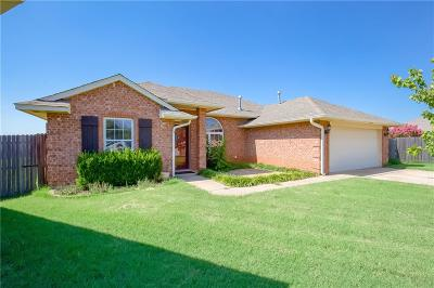 Edmond Single Family Home For Sale: 16109 Cantera Creek Drive