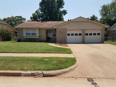 Del City Single Family Home For Sale: 3716 Terry Way