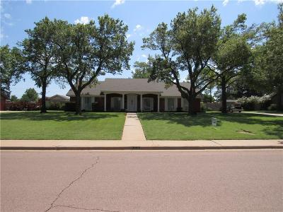 Altus OK Single Family Home For Sale: $280,000