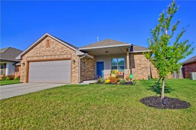 Yukon Single Family Home For Sale: 4612 Oasis Lane