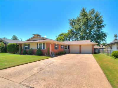 Bethany Single Family Home For Sale: 6812 NW 25th
