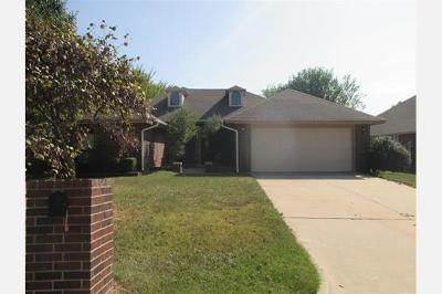 Oklahoma City Rental For Rent: 5212 SE 87th Street