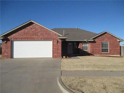 Oklahoma City Rental For Rent: 8509 SW 39th Street