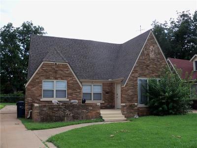 Oklahoma City Single Family Home For Sale: 940 NE 18th Street