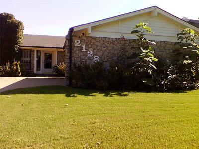 Oklahoma City Single Family Home For Sale: 2128 NW 113th Street