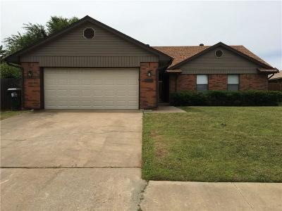Norman Rental For Rent: 2712 Creekview Place