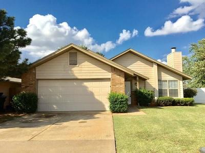Oklahoma City Rental For Rent: 6701 NW 124th Street