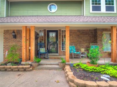 Oklahoma City Single Family Home For Sale: 11904 Sundance Mountain Road