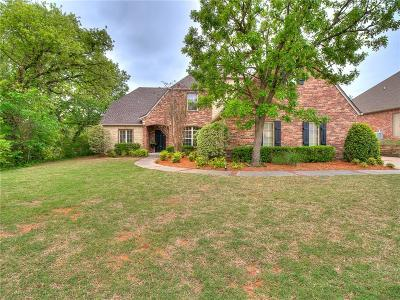 Edmond Single Family Home For Sale: 2516 Palomino