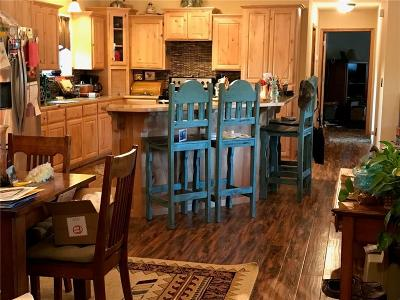 Prague Single Family Home For Sale: 104247 S 3511 Road