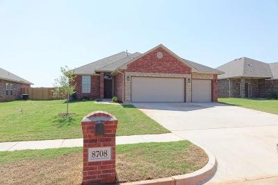 Oklahoma City Rental For Rent: 8708 SW 66th Place