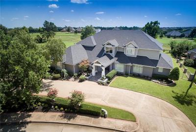 Edmond Single Family Home For Sale: 400 Country Club Terrace