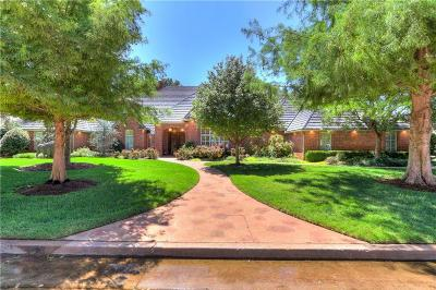 Oklahoma City Single Family Home For Sale: 3240 Brush Creek Road